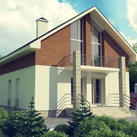 Добавлен каталог проектов строительства домов из кирпича