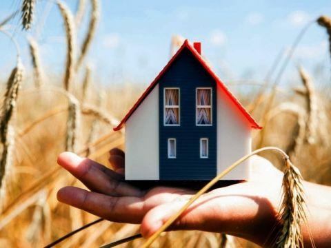 Сотрудничаем с Россельхозбанком по программе сельская ипотека